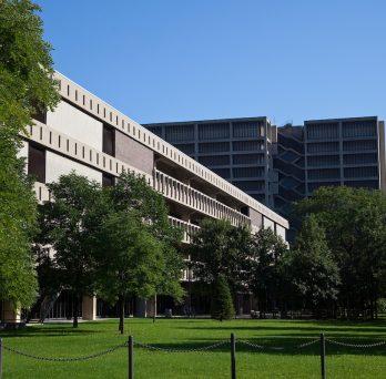 Campus buliding