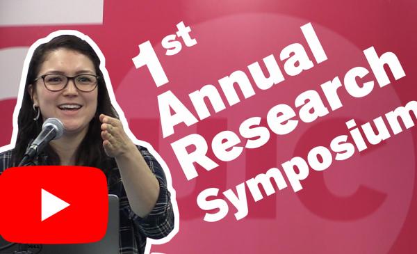 1st symposium video