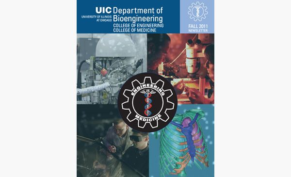 Fall 2011 Newsletter Cover