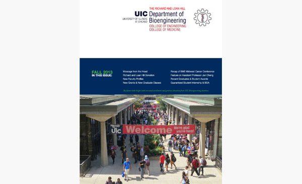 Fall 2013 Newsletter Cover