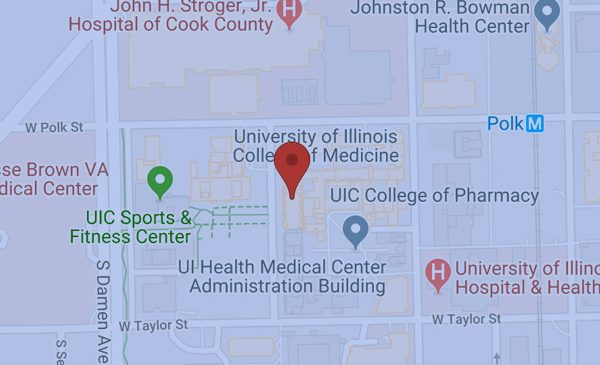 west campus office map