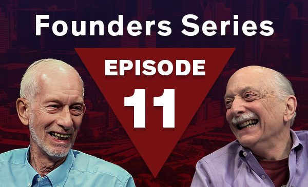 Episode 11:  Bert Zuber & Arne Troelstra