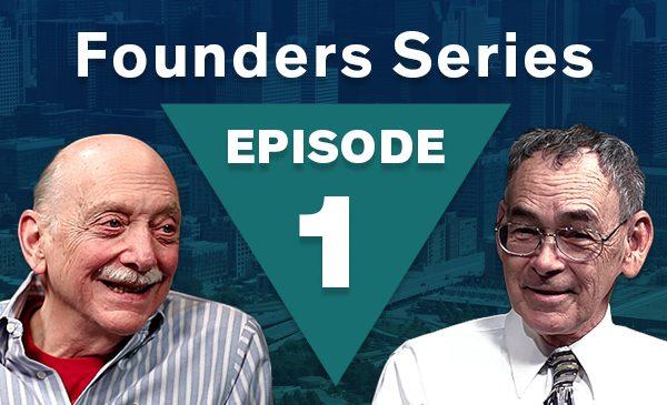 Episode 1: Bert Zuber & Richard Magin
