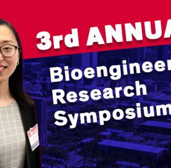 3rd annual bioengineering research symposium tile