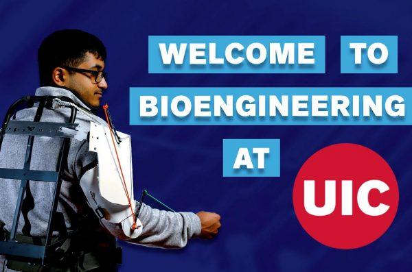 Welcome to Bioengineering at UIC