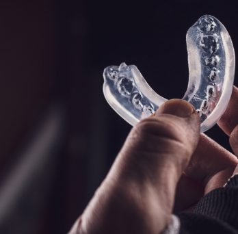 Stock mouth guard image