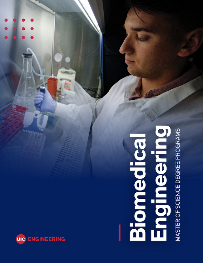 Cover of BME MS booklet