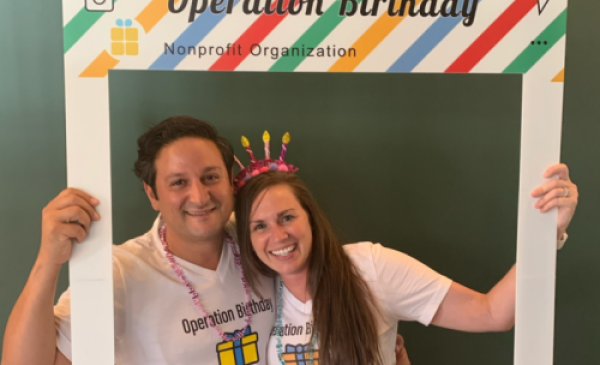 Founders of Operation Birthday